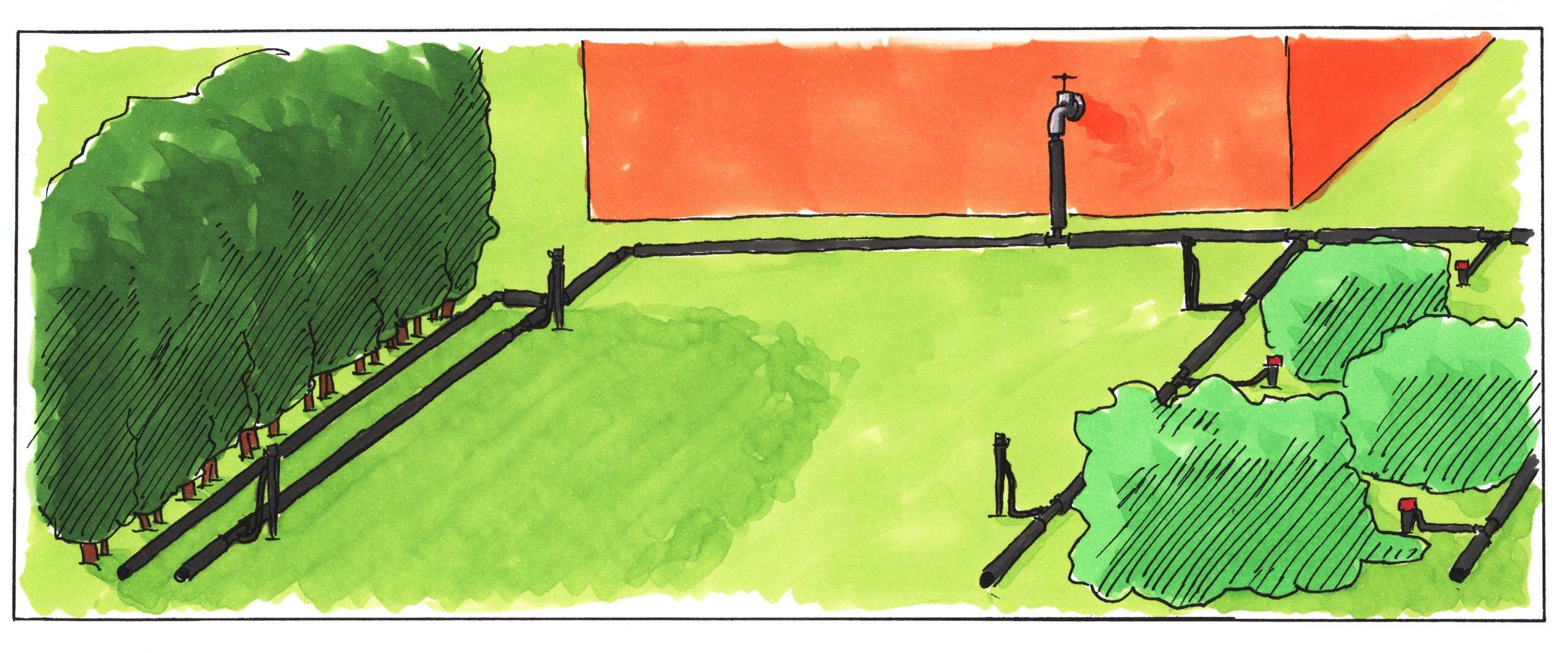 Full Size of Bewsserungssysteme Fr Automatische Gartenbewsserung Meine Heizstrahler Garten Essgruppe Versicherung Spielhaus Holz Vertikaler Skulpturen Liege Garten Bewässerungssystem Garten