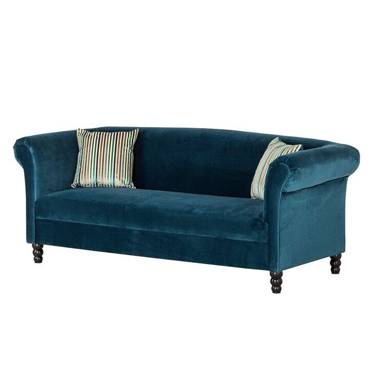 Medium Size of Sofa Samt Aviva 3 Sitzer Trkis Home24 Mit Recamiere L Schlaffunktion Mega Schlafsofa Liegefläche 160x200 Delife Altes Chesterfield Günstig Online Kaufen Sofa Sofa Samt