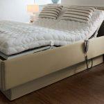 Erhöhtes Bett 180x200 Weiß Podest Luxus Günstig Betten 160x200 140x200 Mit Bettkasten 2m X 100x200 Stauraum Beleuchtung Schubladen Landhaus Boxspring Selber Bett Erhöhtes Bett