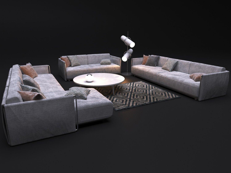 Full Size of Flexform Sofa Twins Bed Ebay Kleinanzeigen Lifesteel Gary Furniture Sale Uk Adda Edmond 3d Model In Antikes Hocker Mit Schlaffunktion Federkern Baxter Langes Sofa Flexform Sofa