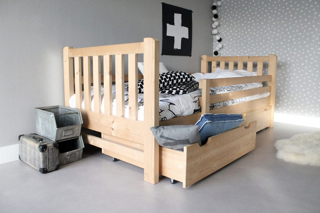 Large Size of Kinderbett Kinderbetten Kaufen Aus 100 Massivholz Massiv Bett 180x200 Balken Mit Bettkasten 90x200 Lattenrost 120x200 Amazon Betten Luxus Schlafzimmer Set Bett Kleinkind Bett