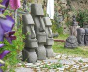 Skulpturen Garten