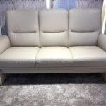 Natura Sofa Brooklyn Kansas Denver Couch Mit Hocker 2 Sitzer Boxspring Schlaffunktion Xxl Günstig Recamiere Federkern Schlafsofa Liegefläche 160x200 Grün Sofa Natura Sofa