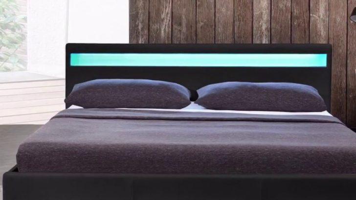 Medium Size of Bett Mit Beleuchtung Led 120x200 Und Matratze Selber Bauen 160x200 Hochwertiges Produktvorstellung Sitzbank 140x200 Lattenrost Bettkasten 180x200 Stauraum Bett Bett Mit Beleuchtung