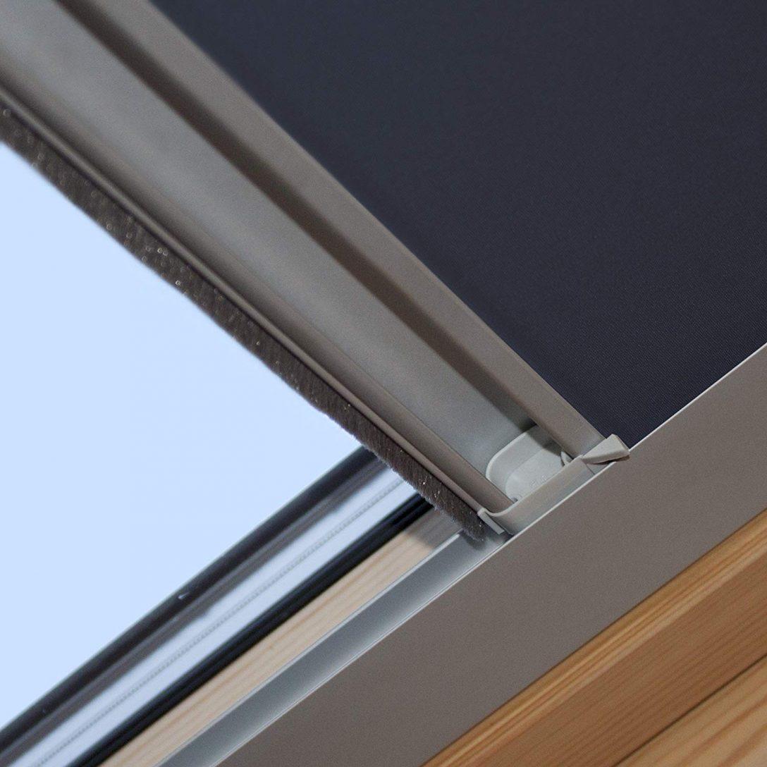 Large Size of Velux Fenster Rollo Amazonde Victoria M Dachfensterrollo Passend Fr Holz Alu 3 Fach Verglasung Maße Einbauen Ersatzteile Beleuchtung Kunststoff Türen Mit Fenster Velux Fenster Rollo