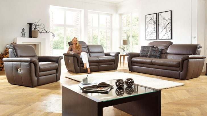 Medium Size of Couch Leder Braun Vintage 3 2 1 Sofa Set Otto 3 Sitzer   Chesterfield 2 Sitzer Cava Multipolster Halbrundes 5 Sitzer Groß Schlafsofa Liegefläche 180x200 Sofa Sofa Leder Braun