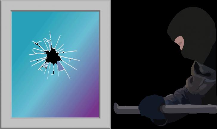 Medium Size of Fenster Sicherheitsfolie Kosten Sicherheitsfolien Test Einbruch Preis Einbruchschutz Fenstern Nachrsten Fliegengitter Dreh Kipp Stores Klebefolie Standardmaße Fenster Fenster Sicherheitsfolie
