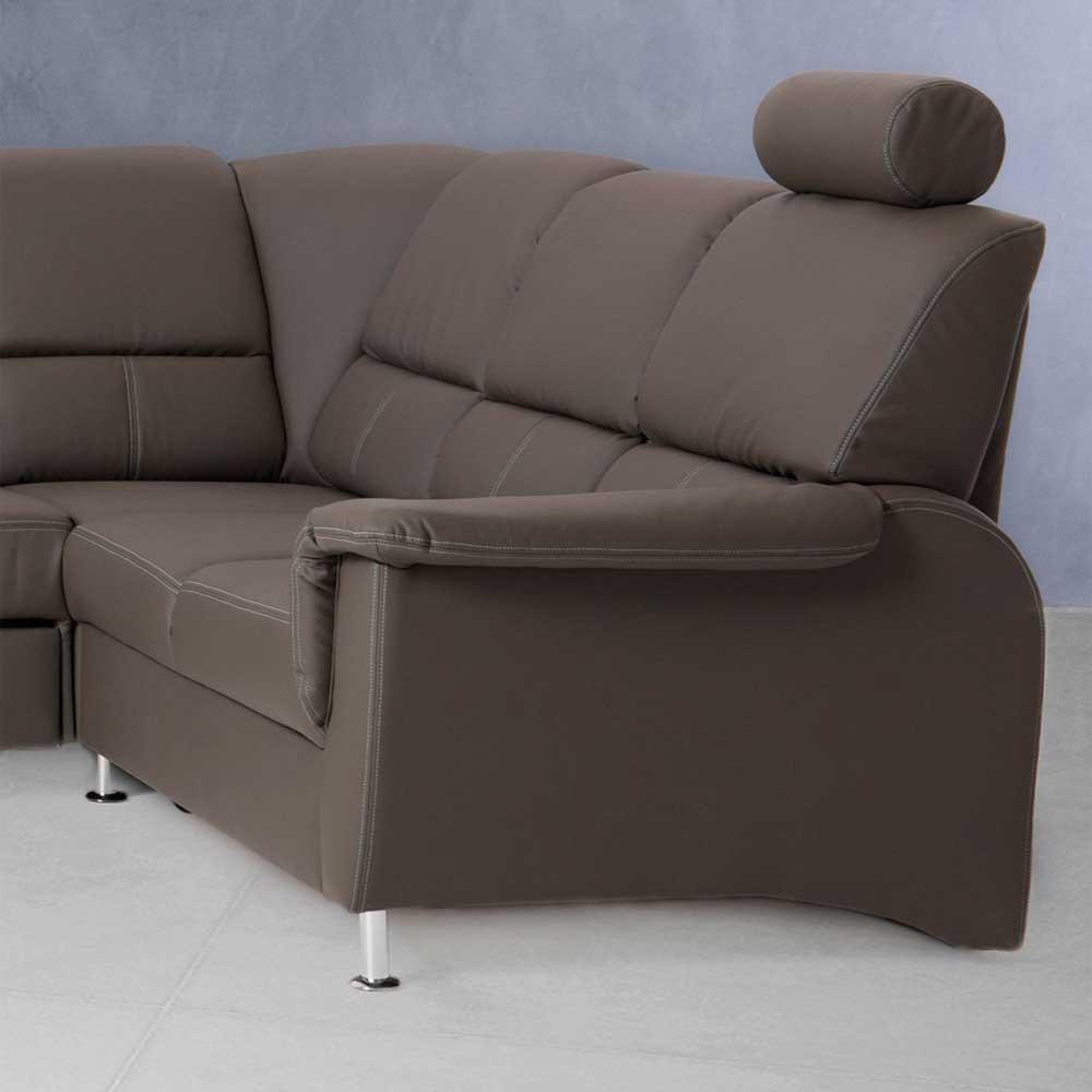 Full Size of Sofa Mit Relaxfunktion Elektrisch Verstellbar Couch 3er Elektrischer Sitztiefenverstellung 2 5 Sitzer Leder 2er Eckcouch Isabella In Braun Wohnende Led L Form Sofa Sofa Mit Relaxfunktion Elektrisch