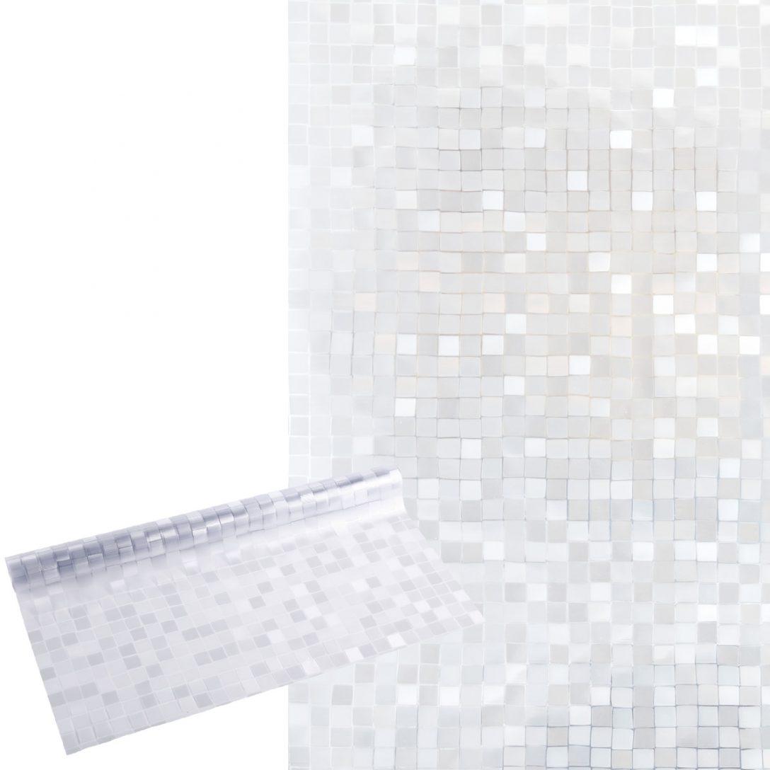 Large Size of Klebefolie Für Fenster Mosaik Fensterfolie Sichtschutz 45x200cm Sonnenschutz Innen Spiegelschränke Fürs Bad Garten Aluminium Online Konfigurator Vinyl Fenster Klebefolie Für Fenster