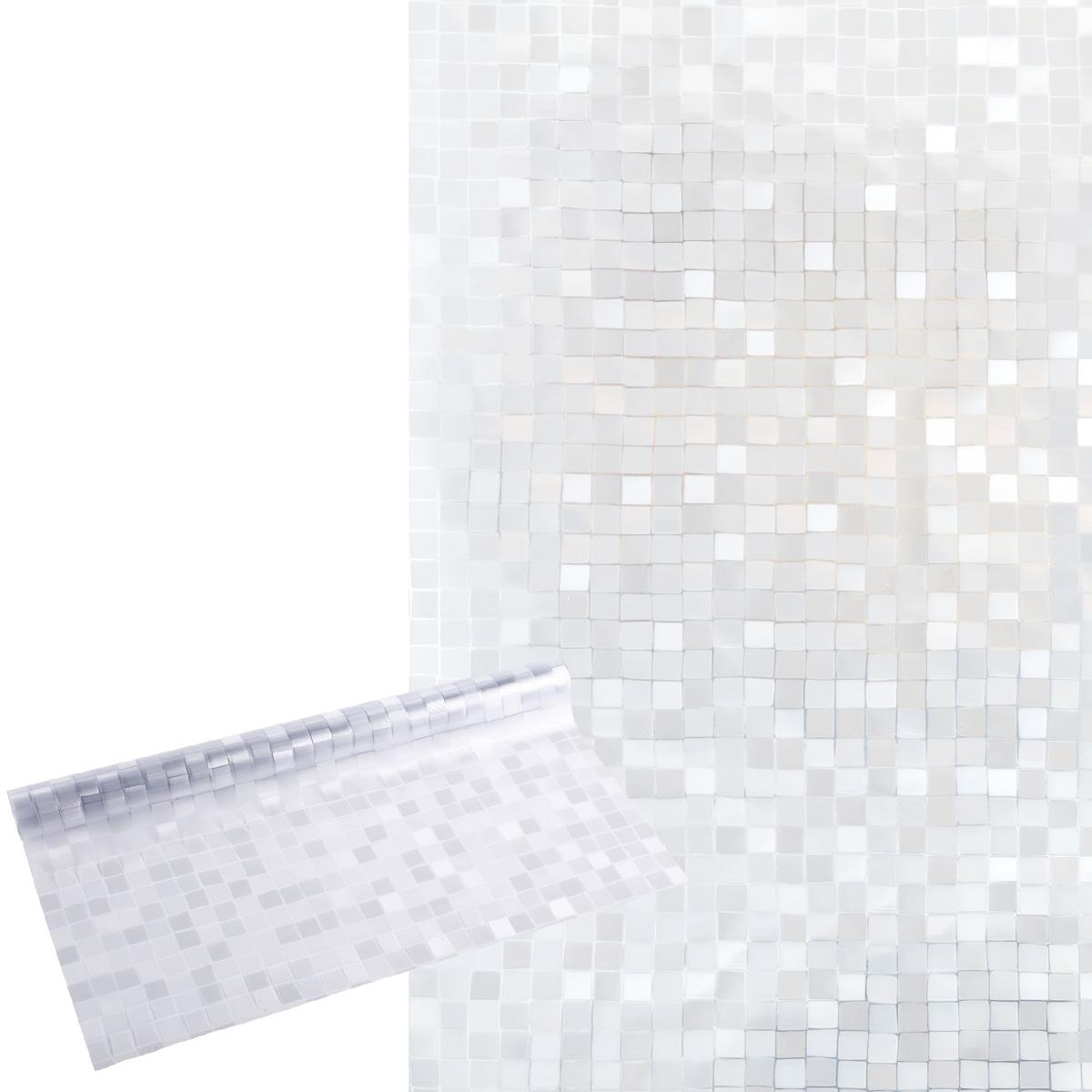 Full Size of Klebefolie Für Fenster Mosaik Fensterfolie Sichtschutz 45x200cm Sonnenschutz Innen Spiegelschränke Fürs Bad Garten Aluminium Online Konfigurator Vinyl Fenster Klebefolie Für Fenster