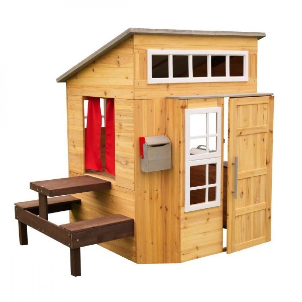 Full Size of Garten Spielhaus Modernes Gartenspielhaus Kidkraft 00182 Per Sempre Toys Sichtschutz Pergola Loungemöbel Holz Liege Stapelstuhl Klapptisch Stapelstühle Garten Garten Spielhaus