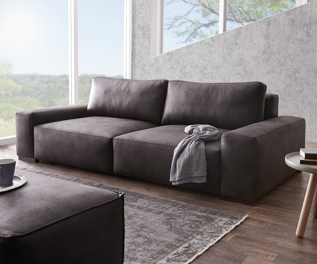 Full Size of Sofa Auf Raten Trotz Schufa Online Bestellen Kaufen Negativer Rechnung Couch Ohne Bigsofa Lanzo Xl Anthrazit 270x125 Cm Optik Mit Kissen Big 3 Sitzer Grau Sofa Sofa Auf Raten