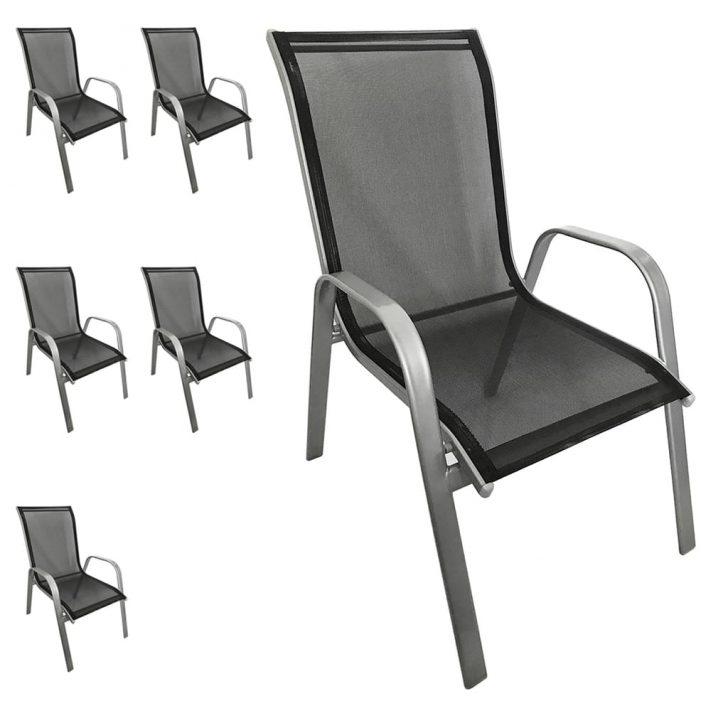 Medium Size of Stapelstühle Garten 6 Stck Stapelstuhl Farbe Silber Schwarz Real Lounge Sessel Bewässerung Automatisch Schwimmbecken Beistelltisch Wasserbrunnen Pool Garten Stapelstühle Garten