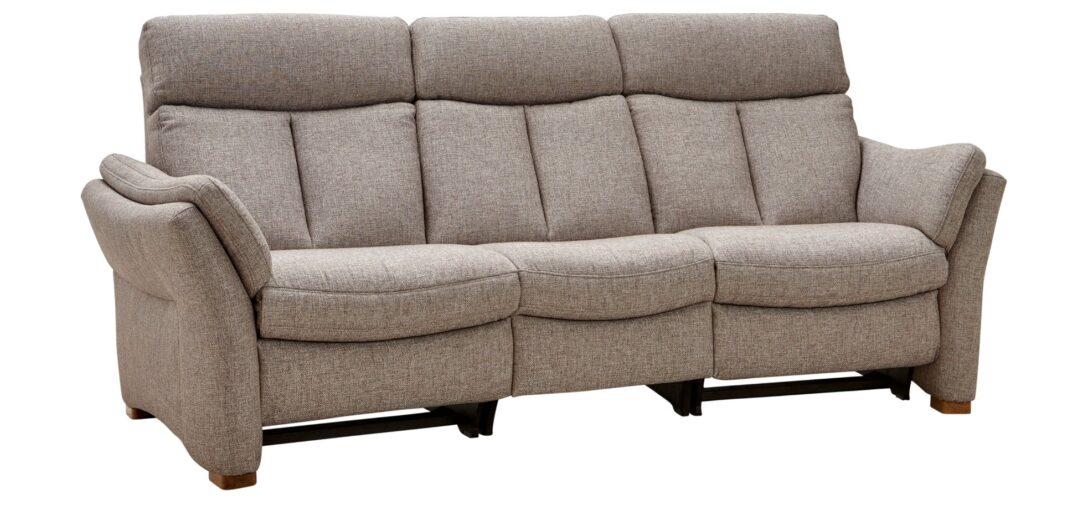 Large Size of 3 Sitzer Sofa Mit Relaxfunktion Trapezsofa Global Coruna In Beige Schilling Eckküche Elektrogeräten Hannover Badewanne Tür Und Dusche Bett 160x200 Sofa 3 Sitzer Sofa Mit Relaxfunktion