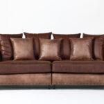 Big Sofa Braun Couch Hawana Kolonialstil Megasofa Os Livingcomfort Xxl Kunstleder Weiß Mit Relaxfunktion Elektrisch W Schillig Poco Grau Terassen Le Corbusier Sofa Big Sofa Braun