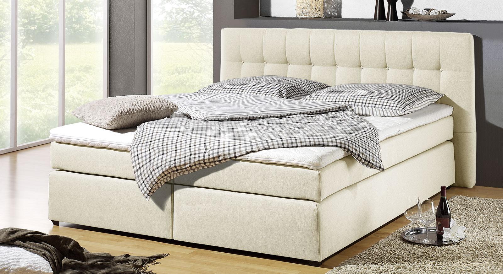 Full Size of Betten Bewertung Lippstadt Boxspringbett In H3 Bis 120kg Krpergewicht Chicago Bettende Bett Www.betten.de