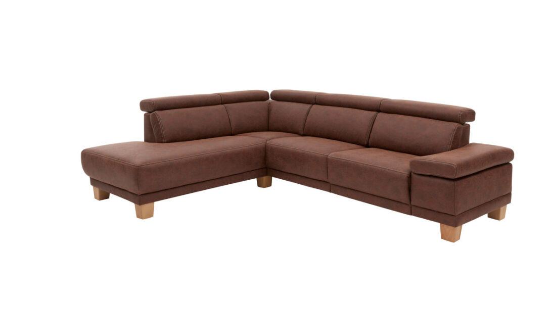 Sofa Mit Holzfüßen Interliving Serie 4252 Eckkombination Elektrischer Sitztiefenverstellung Betten Stauraum Schlafzimmer überbau Recamiere Grau Weiß Lounge