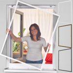 Fliegennetz Fenster Insektenschutz Alu Rahmen Fliegengitter Bausatz Aluplast Bodentiefe Jalousien Roro Sonnenschutz Insektenschutzgitter Insektenschutzrollo Fenster Fliegennetz Fenster