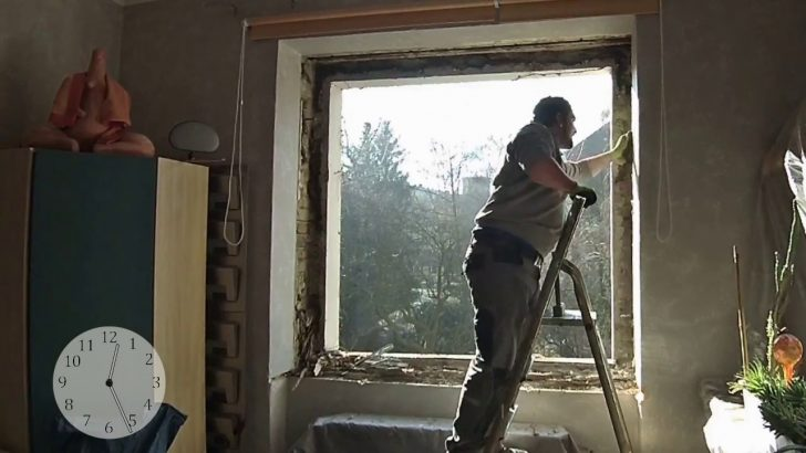 Medium Size of Neue Fenster Einbauen Kompletter Fenstertausch In 2 Einbruchsicherung Weihnachtsbeleuchtung Rollo Konfigurator Drutex Klebefolie Dreifachverglasung Jalousien Fenster Neue Fenster Einbauen