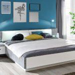 Modernes Bett 180x200 Bett Modernes Bett 180x200 Minimalistisch Weißes 160x200 Großes Mit Bettkasten Stauraum Luxus Betten Boxspring Landhausstil 140 X 200 90x200 Lattenrost Und