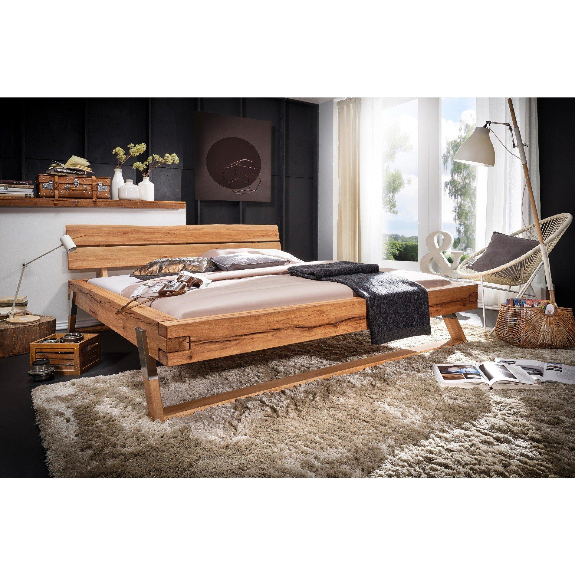 Full Size of Wildeiche Bett Trendstore Gerold Luxus Chesterfield Cars 140 160x200 Günstige Betten 140x200 180x200 Schwarz Konfigurieren Ebay Sofa Mit Bettkasten Podest Bett Wildeiche Bett