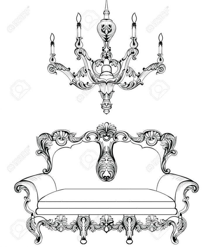 Medium Size of Barock Sofa Exquisite Fabulous Imperial Und Kronleuchter Graviert Bullfrog Konfigurator Machalke Günstig Kaufen Xora Bunt 3er Grau Leinen Mit Abnehmbaren Sofa Barock Sofa