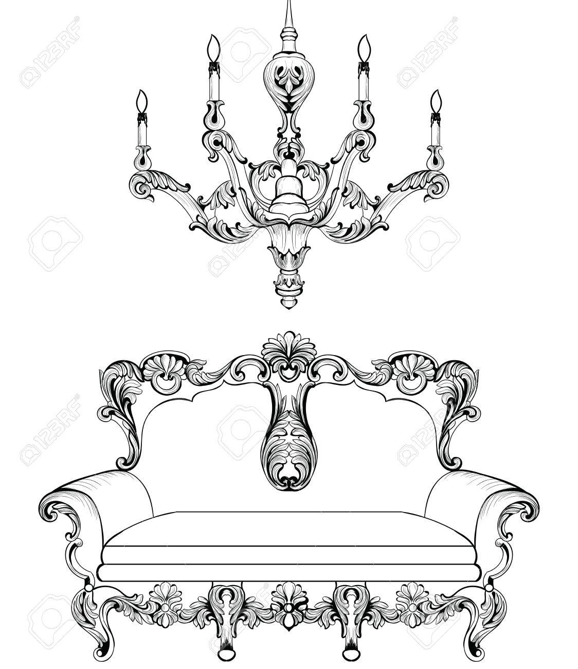 Full Size of Barock Sofa Exquisite Fabulous Imperial Und Kronleuchter Graviert Bullfrog Konfigurator Machalke Günstig Kaufen Xora Bunt 3er Grau Leinen Mit Abnehmbaren Sofa Barock Sofa