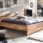 Bett 160x200 Komplett Bett Massivholzbett Savin 160x200 Wildeiche Gelt Doppelbett Rost Bett Mit Beleuchtung Komplett Schlafzimmer Günstig Gepolstertem Kopfteil Konfigurieren Stauraum