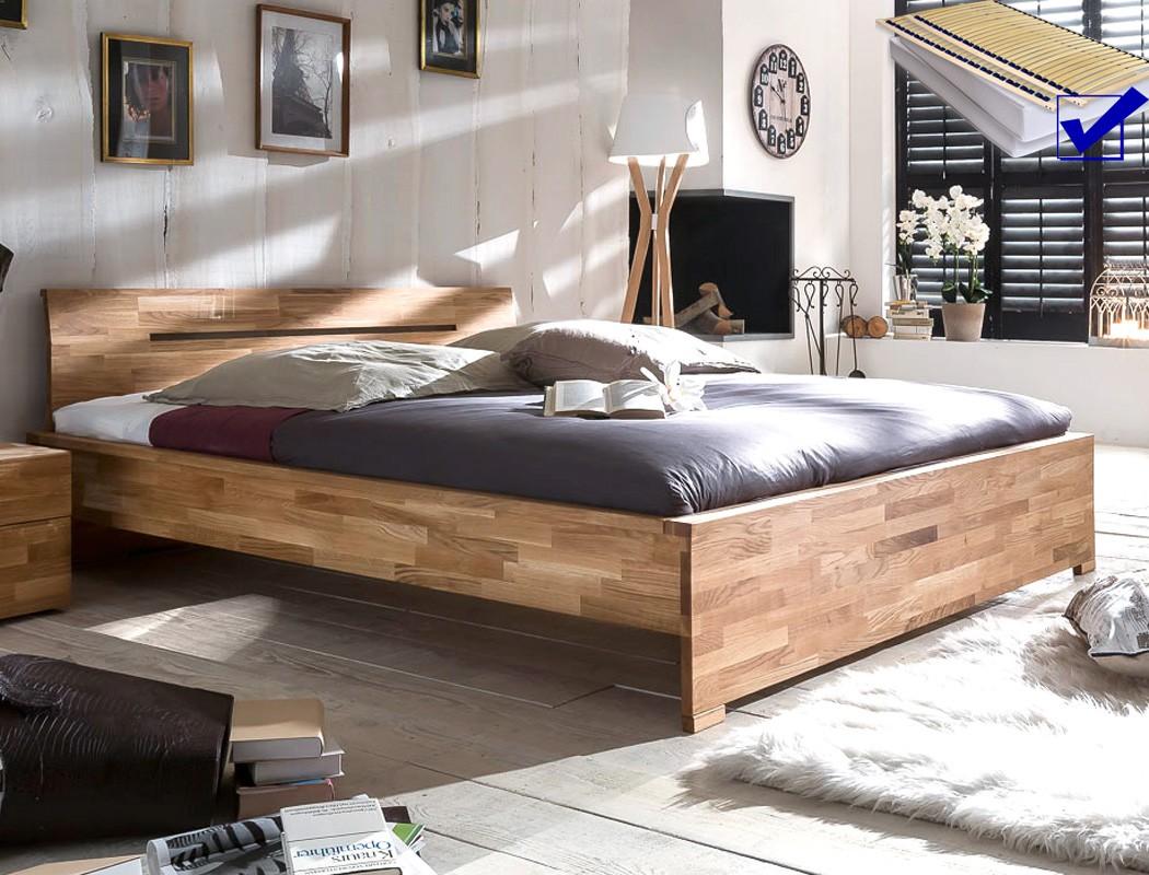 Full Size of Massivholzbett Savin 160x200 Wildeiche Gelt Doppelbett Rost Bett Mit Beleuchtung Komplett Schlafzimmer Günstig Gepolstertem Kopfteil Konfigurieren Stauraum Bett Bett 160x200 Komplett