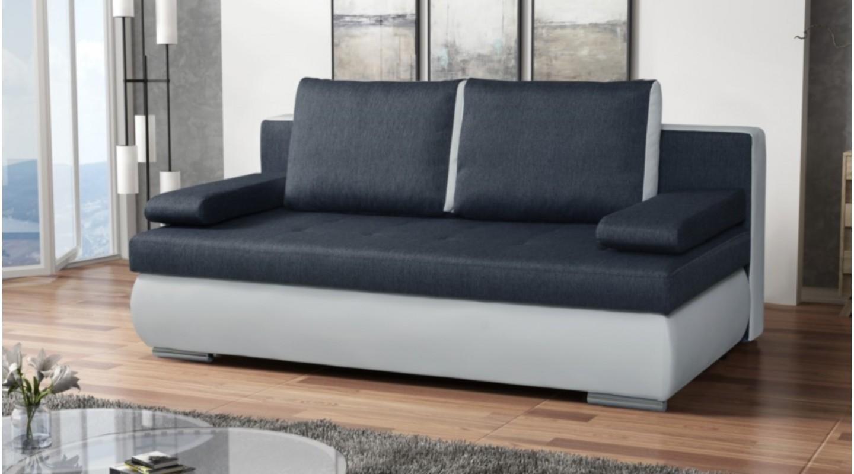 Full Size of 01473 Tokio Sofa Couch Schlaffunktion Stoff Pu Grau Wei In L Form Bett Mit Schubladen 90x200 Weiß Heimkino Liege Esstisch Oval U De Sede Modernes Sofa Sofa Grau Weiß