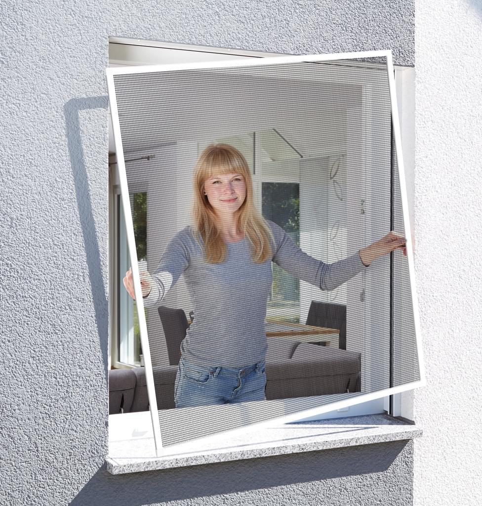 Full Size of Fenster Sonnenschutz Drutex Absturzsicherung Plissee 120x120 Rc3 Aco Holz Alu Preise Zwangsbelüftung Nachrüsten Velux Fliegengitter Mit Eingebauten Rolladen Fenster Fliegengitter Fenster