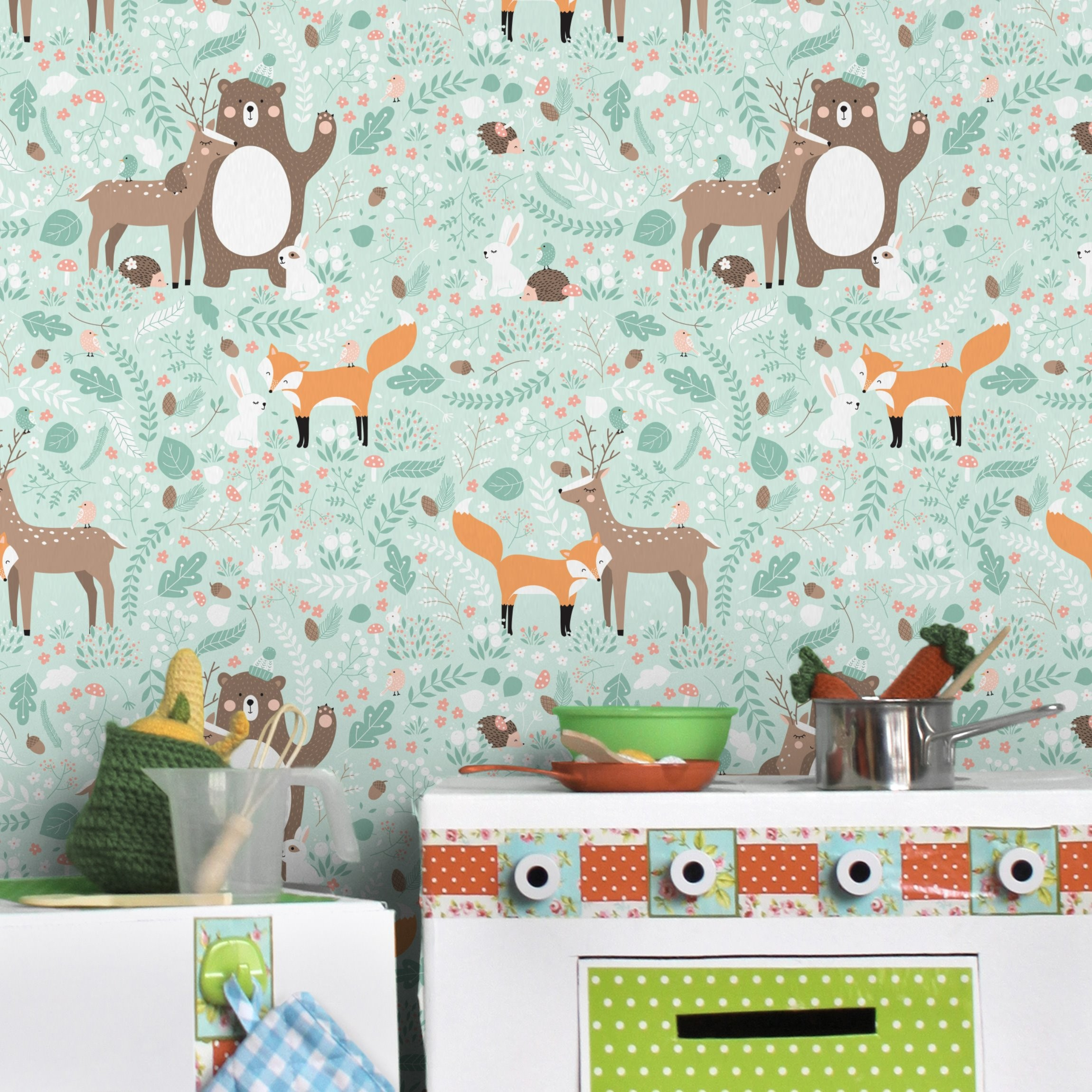 Full Size of Tapeten Kinderzimmer Fototapeten Wohnzimmer Für Küche Die Regal Weiß Sofa Ideen Schlafzimmer Regale Kinderzimmer Tapeten Kinderzimmer