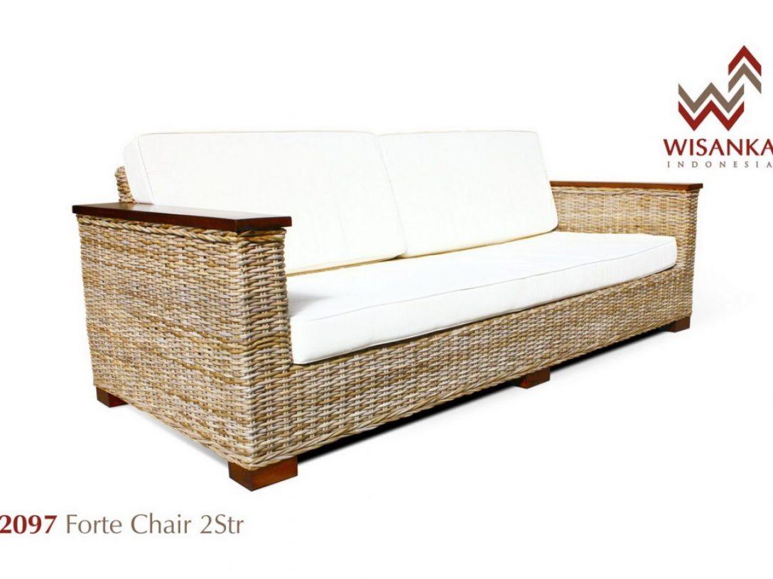 Large Size of Rattan Sofa Forte Indonesia Furniture Wicker Blau Inhofer Abnehmbarer Bezug Arten Big Grau 2er Wildleder Mit Verstellbarer Sitztiefe Recamiere Luxus 3er Home Sofa Rattan Sofa