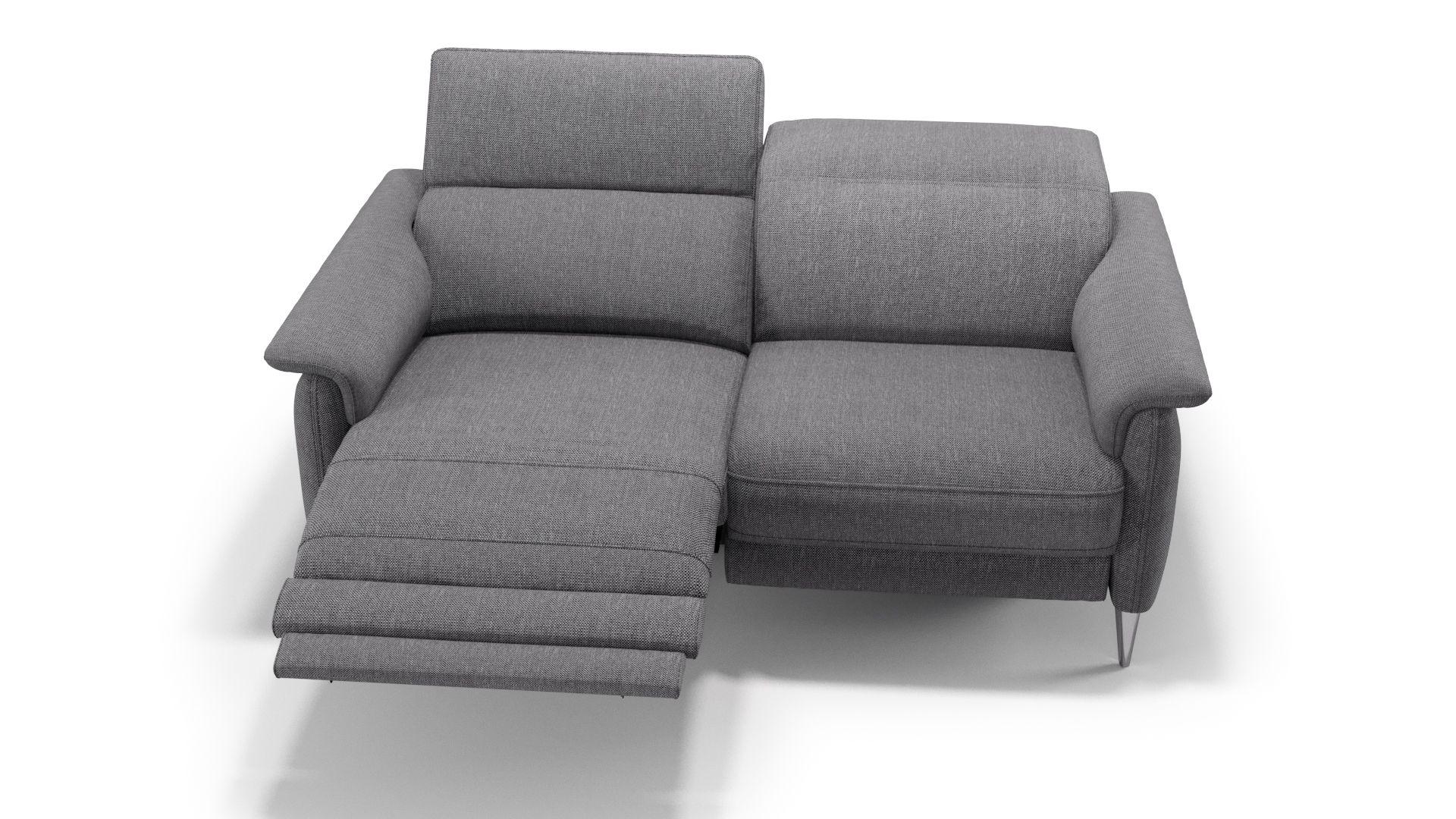 Full Size of 2 Sitzer Sofa Mit Relaxfunktion Barletta Stoffsofa Design Couch Kaufen Sofanella Hussen Für Xxl U Form Grau Leder Kleiderschrank Regal 3 Bett 200x200 Sofa 2 Sitzer Sofa Mit Relaxfunktion