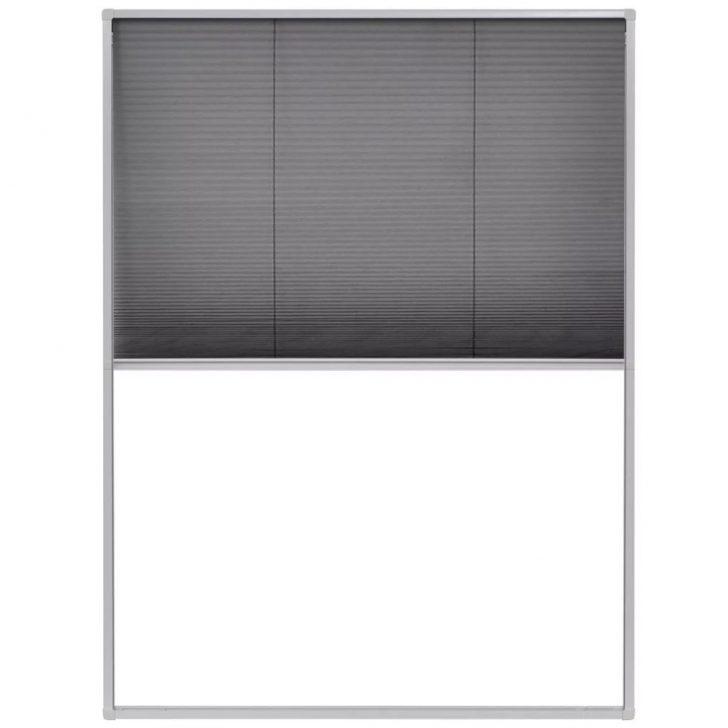 Insektenschutz Plissee Fr Fenster Aluminium 60 80 Cm Gitoparts Für Rollos Schüco Kaufen Insektenschutzgitter Kunststoff Alte Neue Einbauen Sonnenschutzfolie Fenster Insektenschutz Fenster