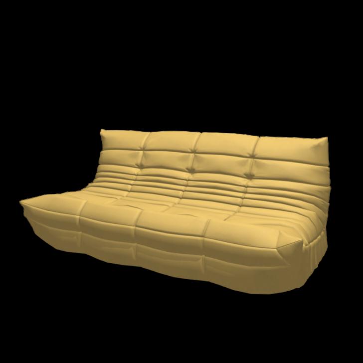 Medium Size of Togo Sofa Design And Decorate Your Room In 3d Xora U Form Vitra L Für Esstisch 2 5 Sitzer Bezug Ecksofa Abnehmbarer Günstig Lagerverkauf Barock Mit Sofa Togo Sofa