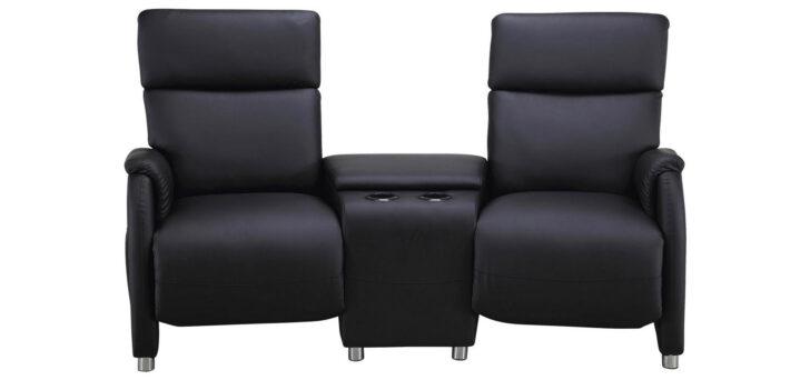 Medium Size of Heimkino Sofa Heimkino Sofa Lederlook Schwarz 3 Sitzer Elektrischer Relaxfunktion Test Xora Elektrisch Relaxsofa Fernsehsofa Recliner Kaufen Leder In Mit Sofa Heimkino Sofa