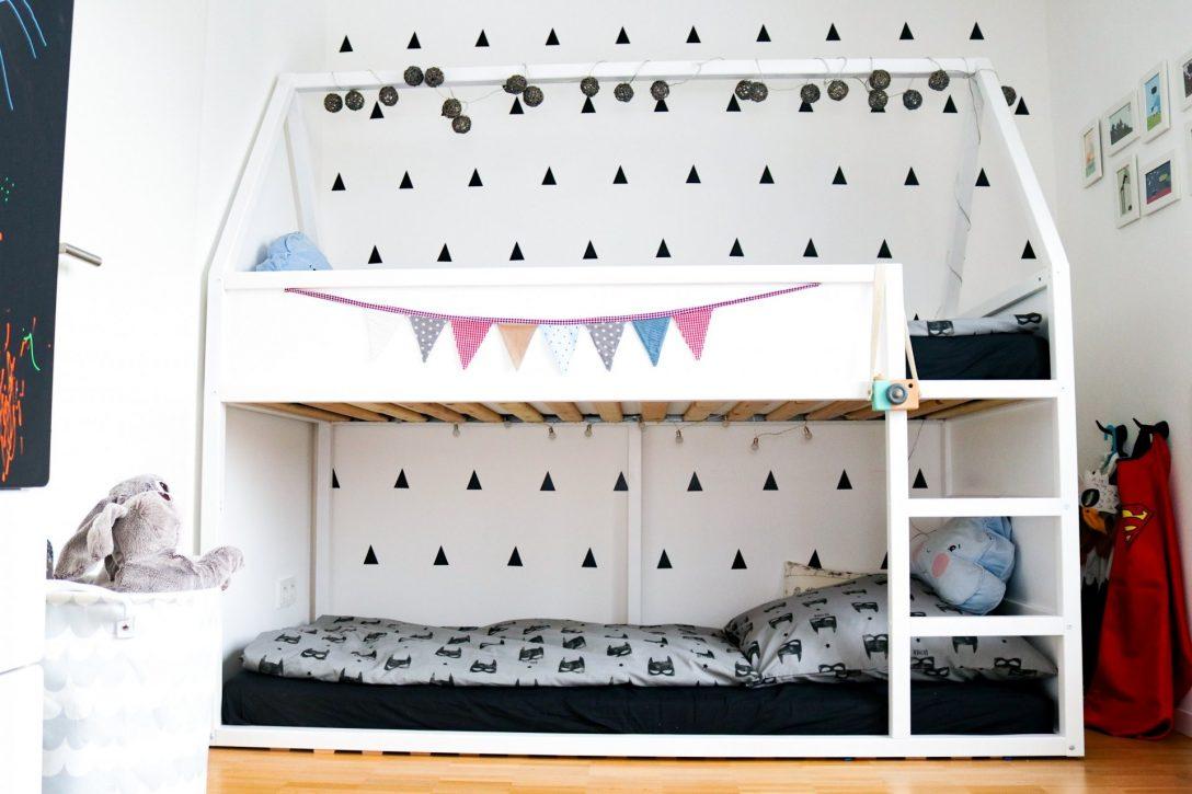 Large Size of Betten Bei Ikea Haus Hochbett Bauanleitung Hack Und Ein Paar Tolle Ideen Garten Beistelltisch Somnus Ebay Musterring Günstige 180x200 Günstig Kaufen Bett Betten Bei Ikea