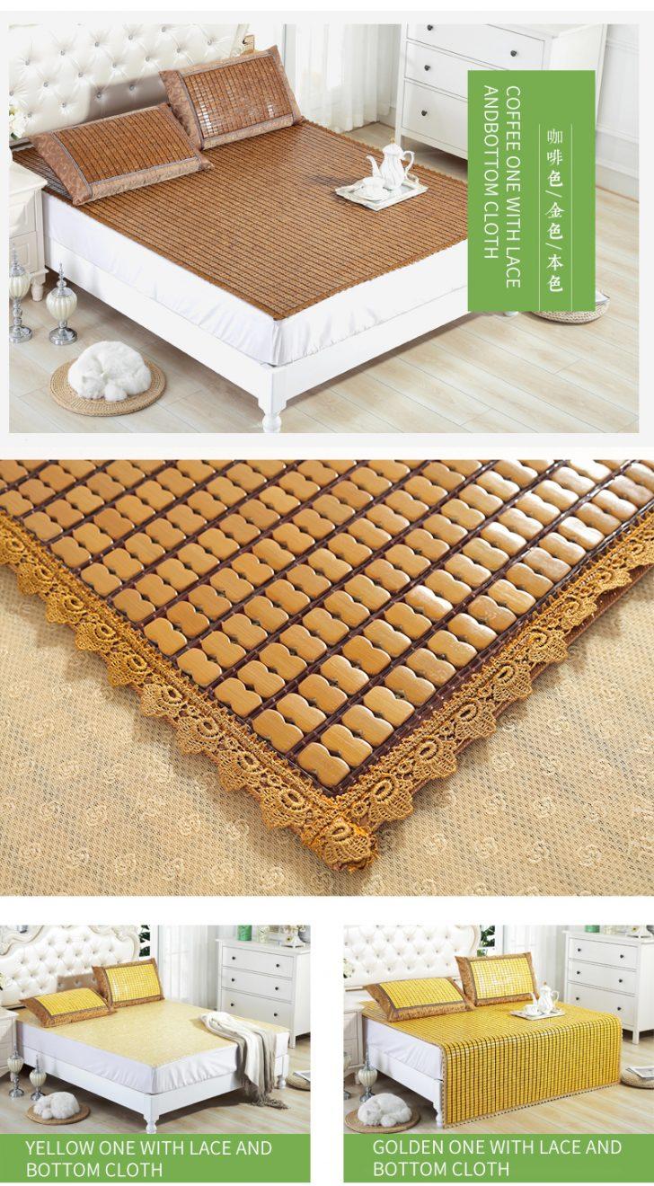 Medium Size of Chinesische Bambus Schlafmatte Bett Matte Fr Heie Sommer Betten München Weiß 120x200 90x200 Niedrig 180x200 Holz 200x220 Konfigurieren Eiche Massiv 120 Cm Bett Bambus Bett