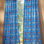 Kinderzimmer Vorhänge Gardinen Vorhnge Gardine Schlaufenschal In Weiss Schlafzimmer Wohnzimmer Sofa Regal Küche Regale Weiß Kinderzimmer Kinderzimmer Vorhänge
