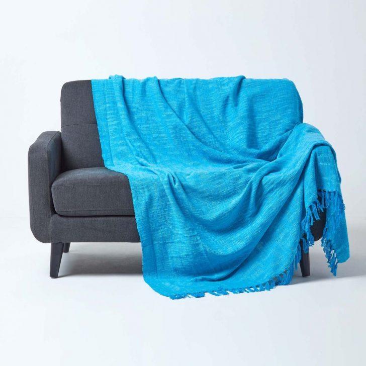 Medium Size of überwurf Sofa Berwurf Fr Und Bett Nirvana Aqua 100 Baumwolle Für Esszimmer Verkaufen Reinigen Beziehen Schlafsofa Liegefläche 160x200 Ottomane Petrol Mit Sofa überwurf Sofa