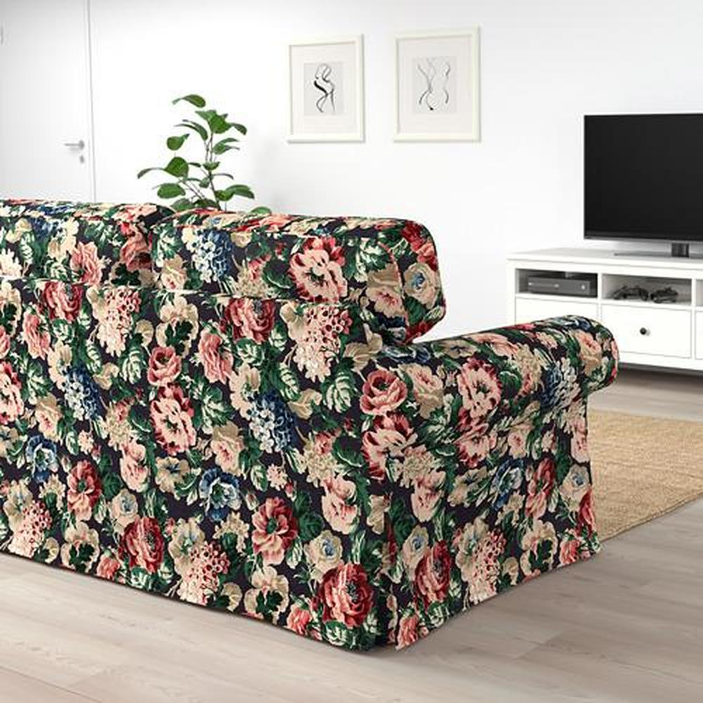 Full Size of Ektorp Sofa Length Ikea With Chaise Slipcover Review 2 Seater Cover Sleeper Dimensions Couch Sitz 19257514 Bewertungen Antik Le Corbusier Mit Relaxfunktion 3 Sofa Ektorp Sofa