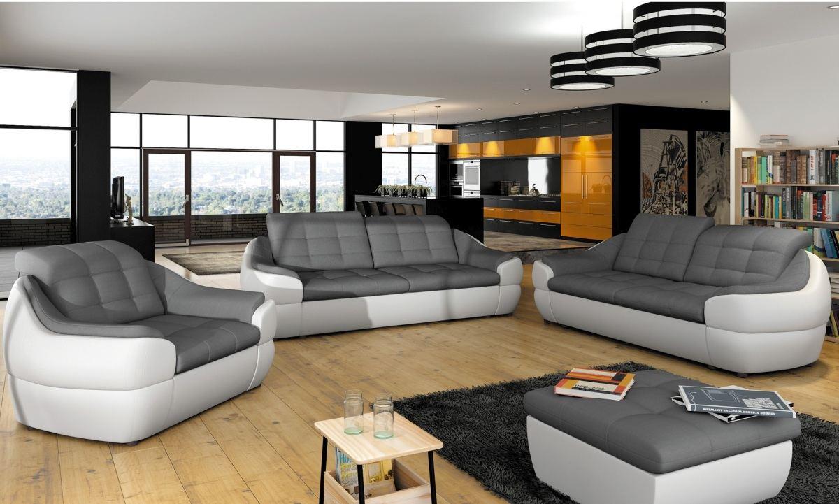 Full Size of Sofa Garnitur Garnituren 3 2 1 Kasper Wohndesign Leder Couch Ikea 3 Teilig Poco Sofa Garnitur 3/2/1 Eiche Massivholz Billiger 3 2 3er 2er 1er Koblenz Sofa Sofa Garnitur