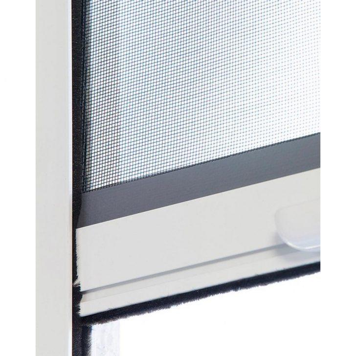 Medium Size of Fliegengitter Fenster Befestigen Fliegennetz Kaufen Bauhaus Obi Dm Rollo Anbringen Magnet Tesa Fliegenrollo In 130x160 Cm Insektenschutz Wei Einbruchsicher Fenster Fliegennetz Fenster