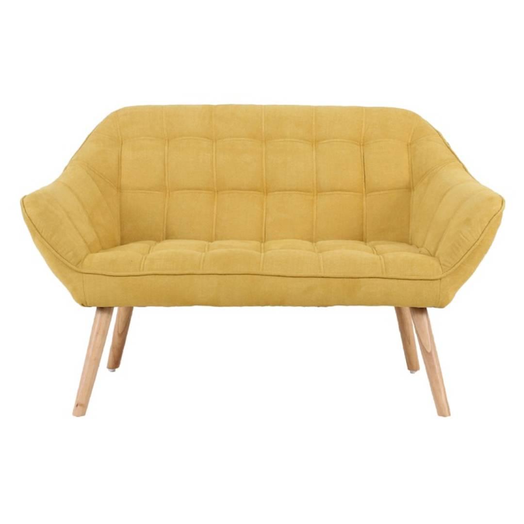 Full Size of Sofa Gelb Feliz Wildleder L 127 S 75 H 76 Cm Gmbh Kaufen Günstig Landhaus Le Corbusier Mit Elektrischer Sitztiefenverstellung Schlaf Big Xxl Schlaffunktion Sofa Sofa Gelb