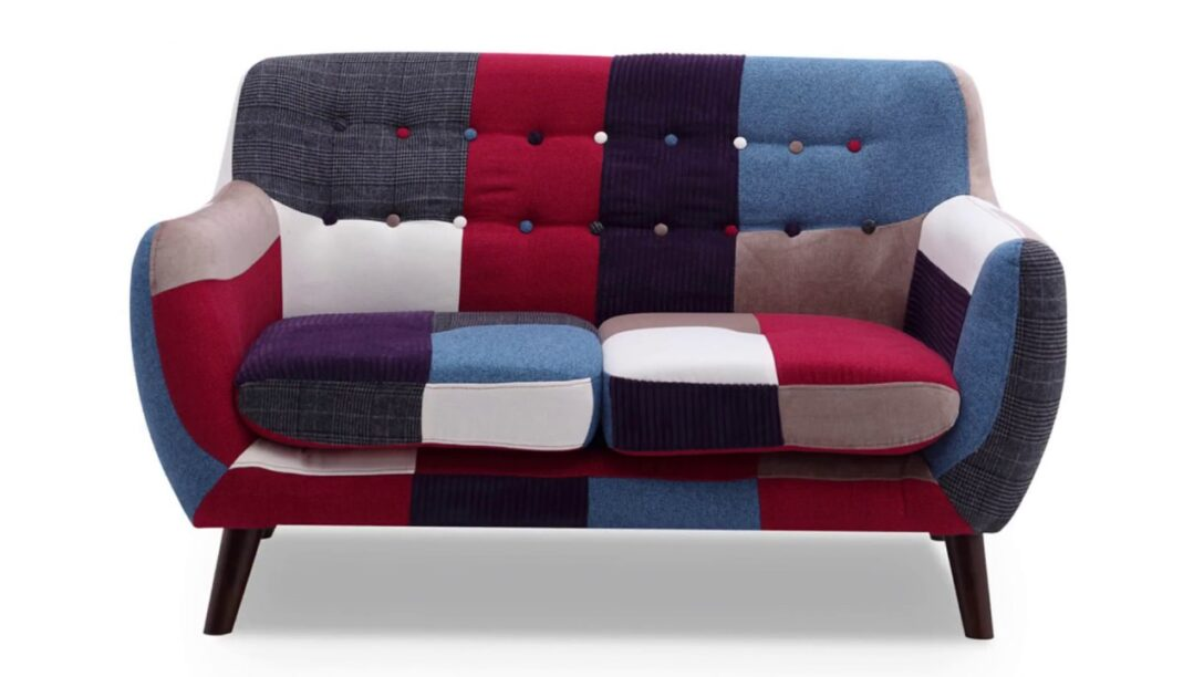 Large Size of Sofa Patchwork By Home Elements Ideal For Small Space Living 3 Sitzer Mit Relaxfunktion Erpo Wohnlandschaft überzug Rundes Affair Grünes Breit Schlafsofa Sofa Sofa Patchwork