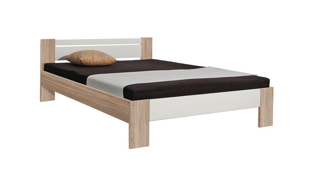 Large Size of Bett Vega Futonbett In Sonoma Eiche Wei Mit Rollrost Matratze 140x200 Schramm Betten Kopfteil Für 180x200 Bettkasten Selber Bauen Günstig Paradies Kaufen Bett Bett 1 40x2 00