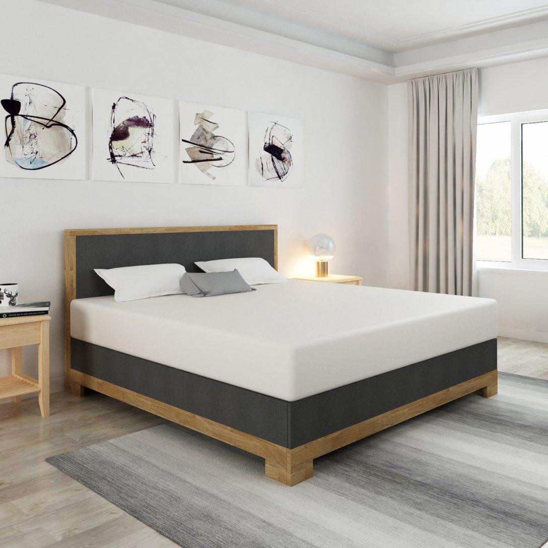 Large Size of Wasserbett Kopenhagen Mit Echtholz Bettrahmen Vertrauen Sie Auf Bett 140x200 Weiß Massivholz Chesterfield Stauraum 160x200 Balken 220 X Teenager Betten Für Bett Wasser Bett