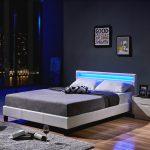 Bett 160 Led Astro 200 Wei Rattan Mit Bettkasten 140x200 Einzelbett Günstig Betten Für übergewichtige Weiß 160x200 140x220 Ohne Kopfteil Modernes 180x200 Bett Bett 160