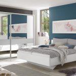 Graues Bett Schlafzimmer Set Bristol 2 Tlg Wei Grau Schrank Kolonialstil Weißes 90x200 Schöne Betten Weiß 140x200 Mit Unterbett 120x200 Stauraum Bett Graues Bett